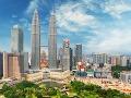 Veže Petronas, Kuala Lumpur,