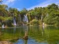 Vodopády Kravica, Bosna a