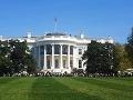 Biely dom, Washington, USA