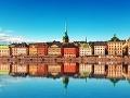 Štokholm je krásny a