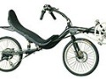 Ležadlový bicykel