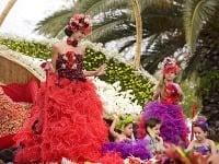 Kvetinový festival, Madeira, Portugalsko