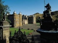 The Palace of Holyroodhouse,