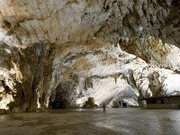 Postojnska jama, Slovinsko
