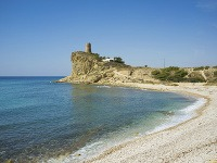 Pláž Charco, Španielsko