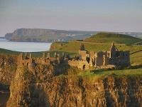 Hrad Dunluce, Írsko