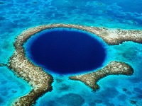 Veľká modrá diera, Belize