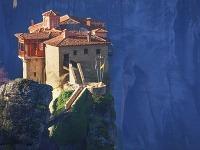 Meteorské kláštory, Grécko