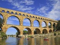 Akvadukt, Gard, Francúzsko