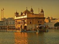 Zlatý chrám v Amritsare,
