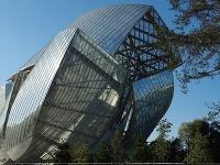 Nadácia Louisa Vuittona, Paríž,