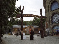 Christiania, Kodaň, Dánsko