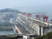 Priehrada Tri rokliny, Čína