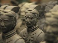 Terakotova armáda, Si-an, Čína