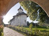 Kláštor Probota, Rumunsko