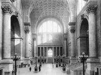 Pôvodná stanica Pennsylvania Station,