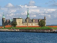 Zámok Kronborg, Dánsko