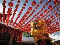Čínsky nový rok, Kuala