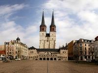 Halle – Lutherovo mesto,