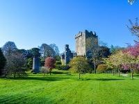 Írsky hrad Blarney