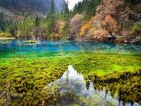 Toto Číne závidí celý svet: Jazerám a vodopádom v údolí Jiuzhaigou sa nič nevyrovná