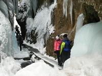 Nádhera slovenskej prírody: FOTO Takto Jánošíkove diery skrášlila zima