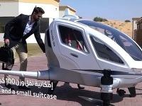 Budúcnosť je tu: V Dubaji nahradia taxíky dronmi