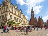 OBRAZOM: Vroclav je jedným z najkrajších miest v Poľsku