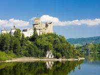 Poľský hrad Nedeca: Miesto, kde vraj odsúdili Jánošíka