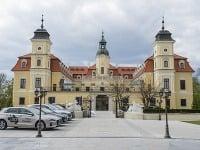 Barokový kaštieľ v Bernolákove