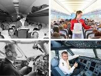 Unikátne porovnanie: RETRO foto leteckej dopravy v Československu a súčasnosť
