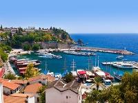 Kaleici, Antalya,Turecko