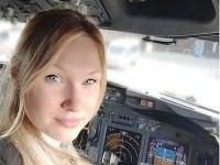 Zabudnite na modelky: Najnovšou celebritou je pilotka Ryanairu