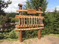 Tip na príjemný výlet: V Banskej Belej otvorili nový lesný park
