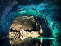 Najväčšie podzemné jazero Európy: Seegrotte pri Viedni nadchlo aj nacistov