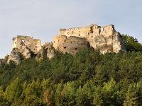 Tip na jesenný výlet: Hrad Lietava patrí k najrozsiahlejším zrúcaninám