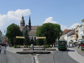 Hlavná ulica, Košice