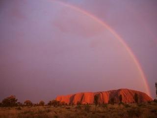Ayers Rock, Austrália