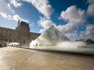 Louvre, Paríž, Francúzsko