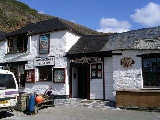 Múzeum čarodejníctva, Cornwall, Veľká