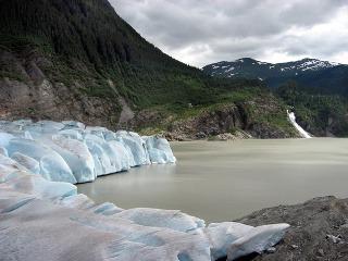 Mendenhall, Aljaška, USA