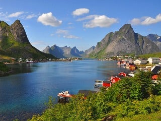 Nórsko, island, škótsko, írsko, švajčiarsko: krásne treky