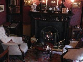 Múzeum Sherlocka Holmesa, Londýn