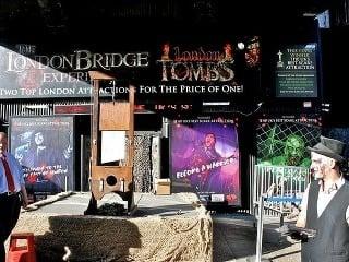 London Bridge Experience, Londýn,