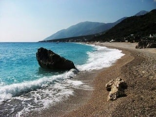 Albánsko pobrežie