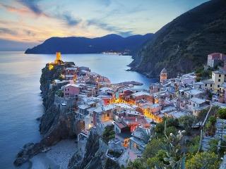 Vernazza, Cinque Terre, Taliansko
