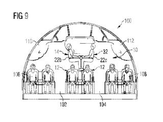 Najbizarnejšie nápady na cestovanie v lietadle: Zahodíme tradičné sedačky?