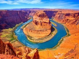 Päť najúžasnejších miest USA,