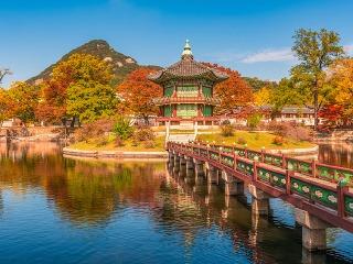 Najkrajšie miesta Južnej Kórey: