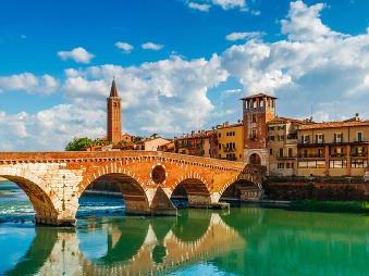 Romantická Verona: Mesto, ktoré nadchlo Shakespeara